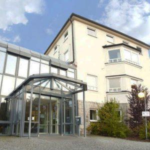 Hauptgebäude Arberlandklinik Zwiesel